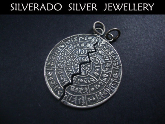 Sterling Silver 925 Ancient Greek Minoan by SilveradoJewellery, €40.00