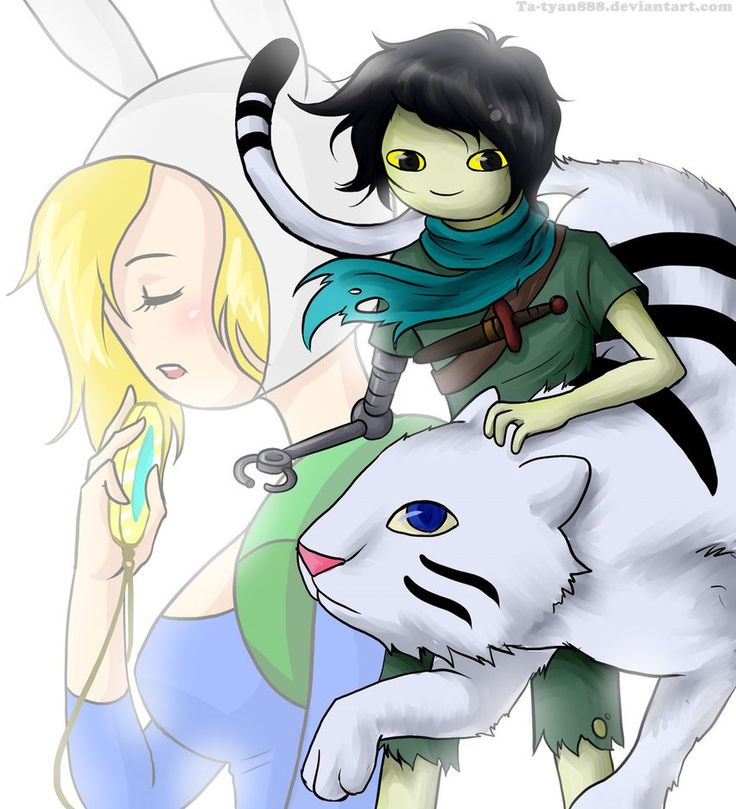 Adventure Time Shoko Genderbend