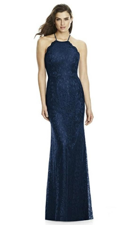 Dessy Bridesmaids Marquis Lace Style 2995