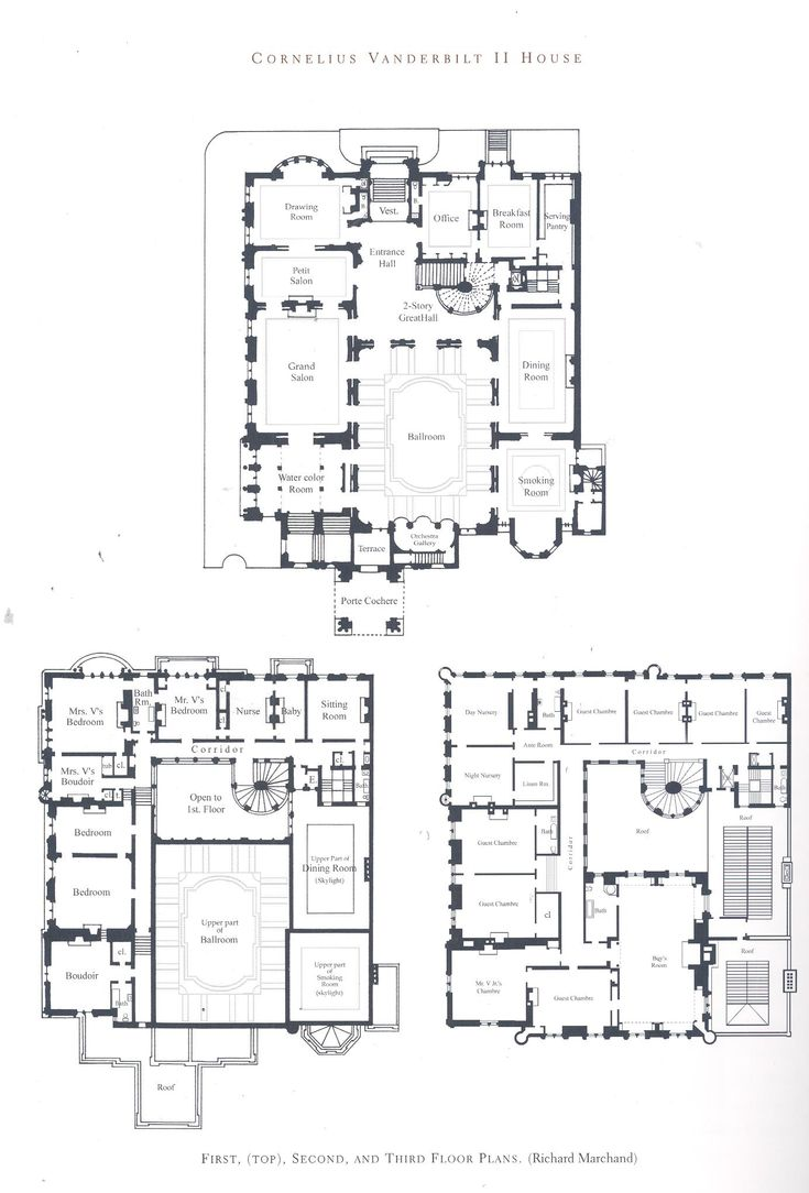 81 best images about fabulous floor plans on pinterest for Floor plan for mansion