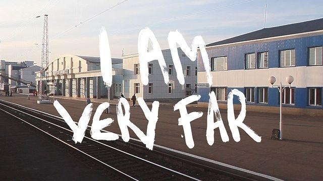 I Am Very Far by Fernando Nogari.