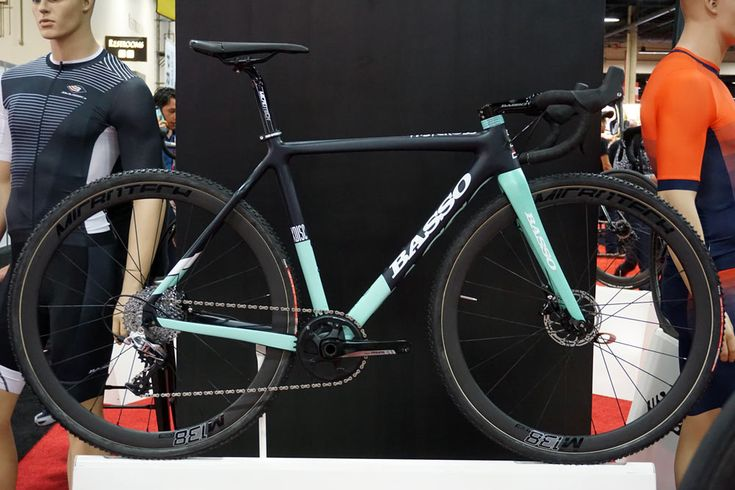 2018 Basso Fast Cross disc brake cyclocross bike carries over from 2017 but gets new colors