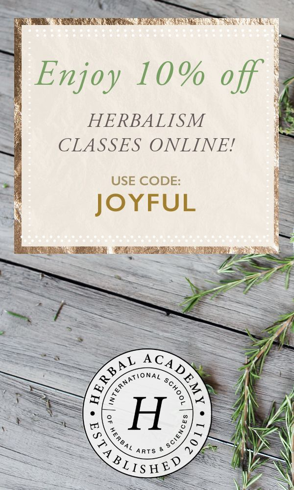 94 best herbal academy coupons our favorites images on pinterest herbal academy 10 off online herbalism programs during christmas week use code fandeluxe Image collections