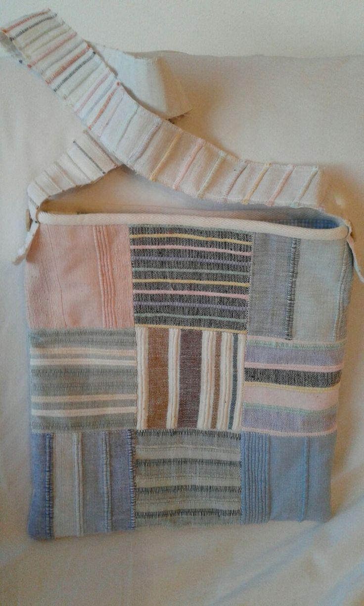 Canvas bag 33 x 31cm phone 082 399 1985