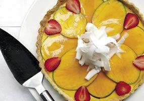 Pie de mango - Receta Colombiana - Gastronomía - Colombia.com