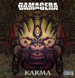 Damagera Karma EP..  Ratings:9/10