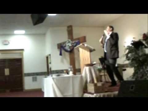 Cornerstone Church of Toronto, Ohio Pastor Raul Diaz - YouTube