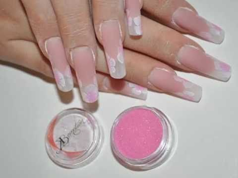 Nail Art Step-by-step: delicate flowers