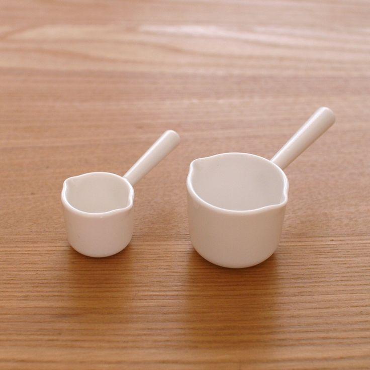 便利な100均キッチングッズ!ミルクパンの計量スプーンが可愛い : usagi works
