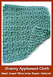 Ravelry: Granny Appleseed Cloth pattern by Wendy M. Anderson