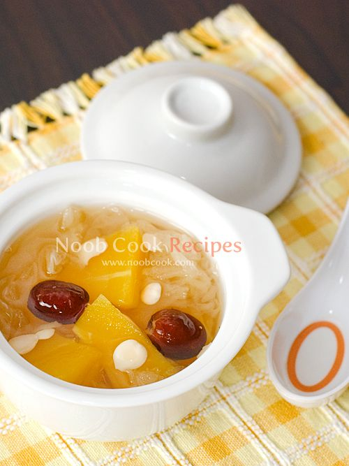 Need an Easy chinese dessert recipe?