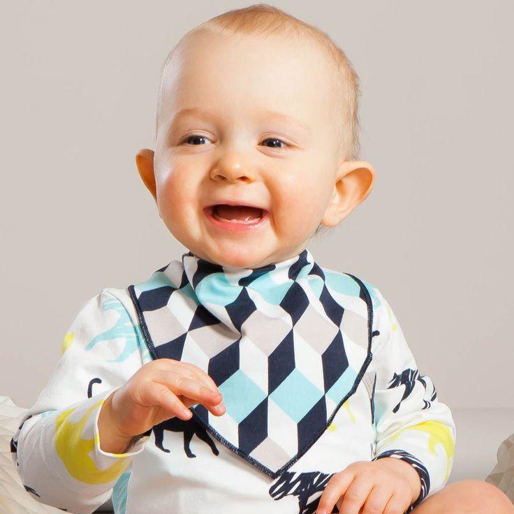 BOXI kolmiohuivi Baby, aqua   NOSH edustajalta tai verkkokaupasta (available only in Finland)