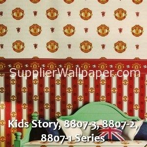 Kids Story, 8807-3, 8807-2, 8807-1 Series