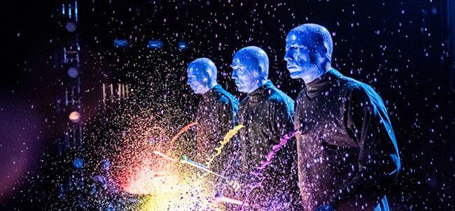 Blue Man Group at Universal Orlando®