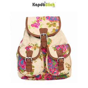 multi-coloured backpacks from Kapdaclick | shop online  Chuck out all your worries and stylishly carry all your stuff in these multi-coloured backpacks from Kapdaclick. Perfectly designed for today's women, they will become your favourite instantly. The fabric of these backpacks are lightweight and ensures durability.  http://www.kapdaclick.com/category/backpacks-2