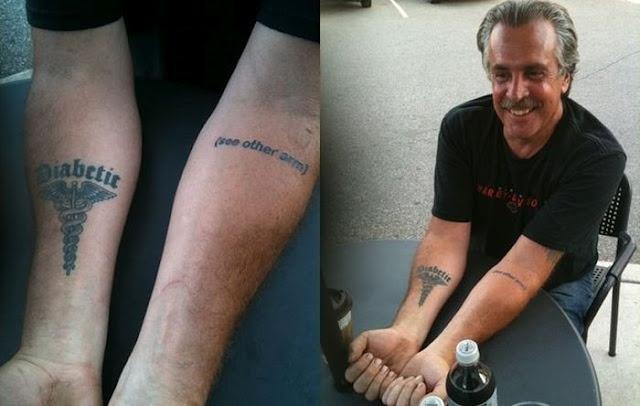 Tatuajes médicos - muy interesantes | Rincón Abstracto