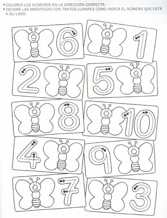 123 mania los numeros del 1 al 10 - adely l - Picasa 网络相册