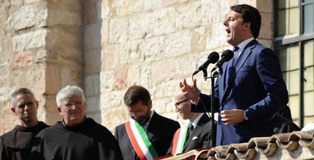 Antonio Lucignano: Renzi e il linguaggio dell'ottimismo.