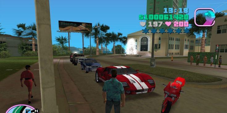 Get CGta Vice City Free Download Pc Game in 2020 Gaming