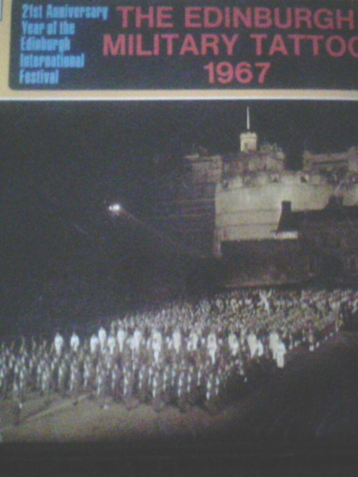 Milatry Tattoo 1967 - Piper Band and Bersaglieri 8* Reggimento