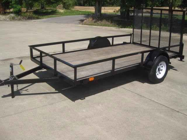 Used 2017 Cargo Master  6x12 Trailer - Ramp Gate 3500lb Axle - Solid Wood Floor ATVs For Sale in Ohio. WE TAKE PAYMENTS JUST NEED 20 PERCENT DOWN... WE TAKE ANYTHING IN ON TRADE... WE BUY ANYTHING... WE DELIVER... OUR WEBSITE IS UPDATED EVERY HOUR AND ALWAYS CURRENT... WE HAVE OVER 10 BIKES A WEEK GO UP FOR SALE WHOLESALE... SEE FULL DETAILS OVER 30 PICTURES AND VIDEOS OF ALL THE BIKES ON SALE RIGHT NOW GO TO W W W . RACERSEDGE411. COM
