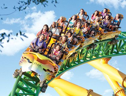 Book Your Trip To Busch Gardens Tampa In Advance And Save £££ By Getting 3  Park Tickets For The Price Of Itu0027s Our Lowest Price Guarantee