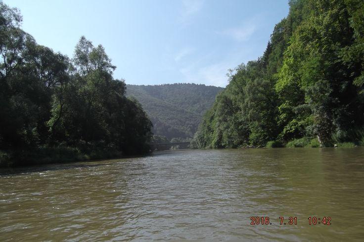 Orava river, SK