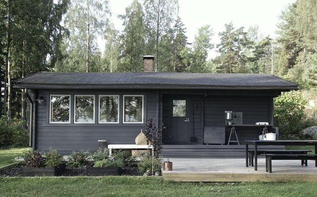 Dit was altijd al mijn droomhuis, en nu hebben we er zelf een in deze stijl!