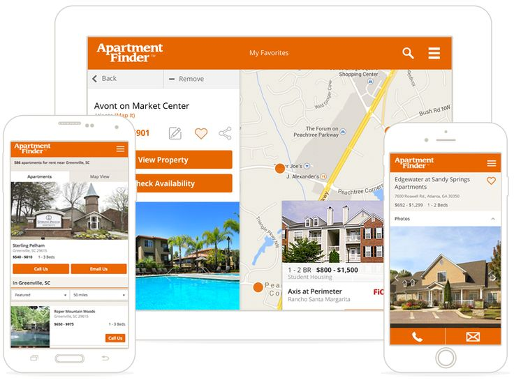 Apartments for Rent - Find Apartments and Rentals | Apartment Finder