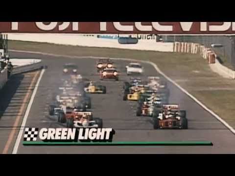 Senna film clip: Ayrton Senna and Alain Prost collide in 1990