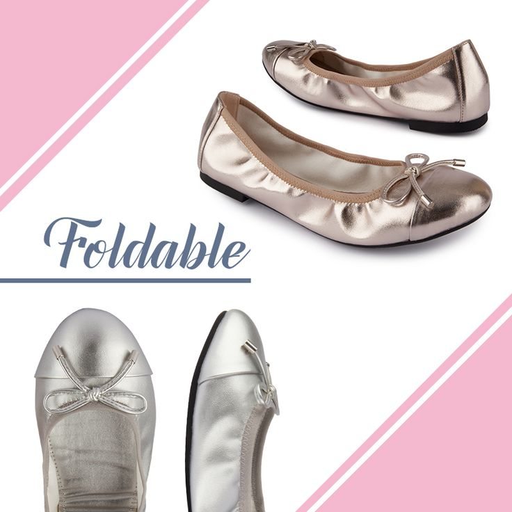 The only way to travel light.  #maudfrizon #spring #essential #classic #timeless #light #foldable #packable #SS17 #travel #balletflats #ballerinas #fashioninspiration