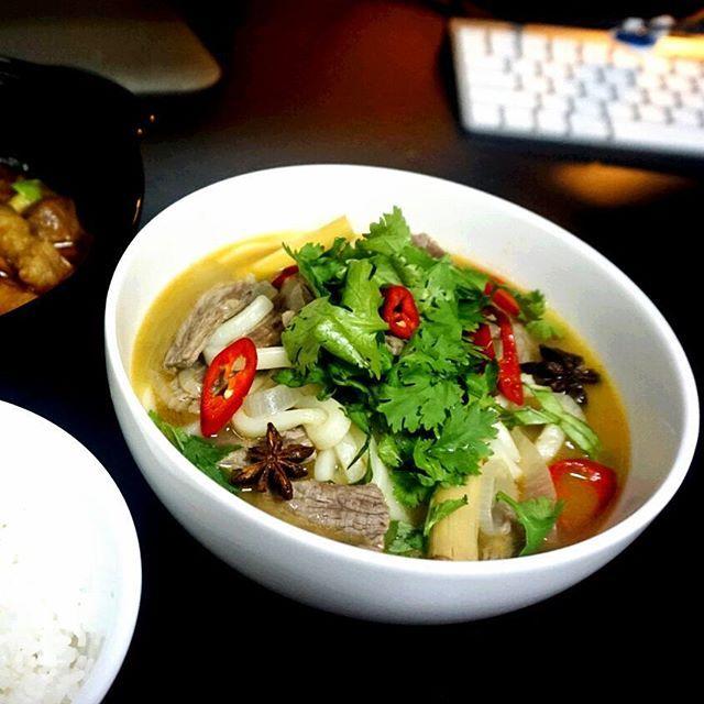 Vietnamese Beef Phò  #vietnamesenoodle #vietnamesebeefpho  #vietnamesefood #eastasia #anista #vietnamesecuisine #dinnertime