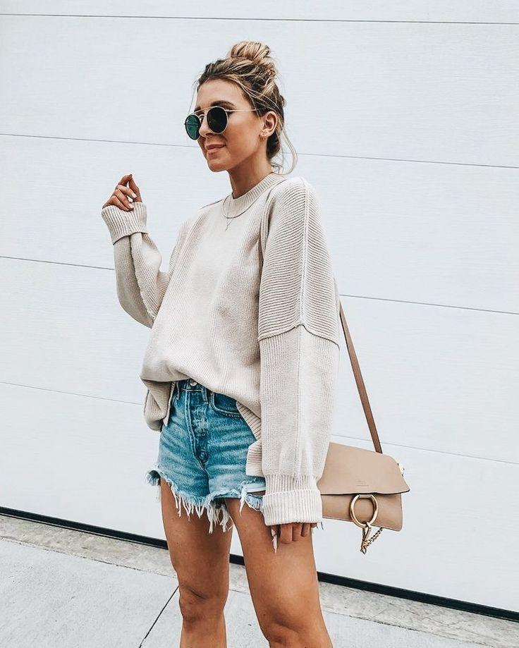 Summer, fashion, shorts, sunglasses, jumper. womens, fashion  discountedsunglas…