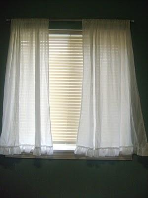 Short Sheer Curtains Living Rooms Pinterest Sheer
