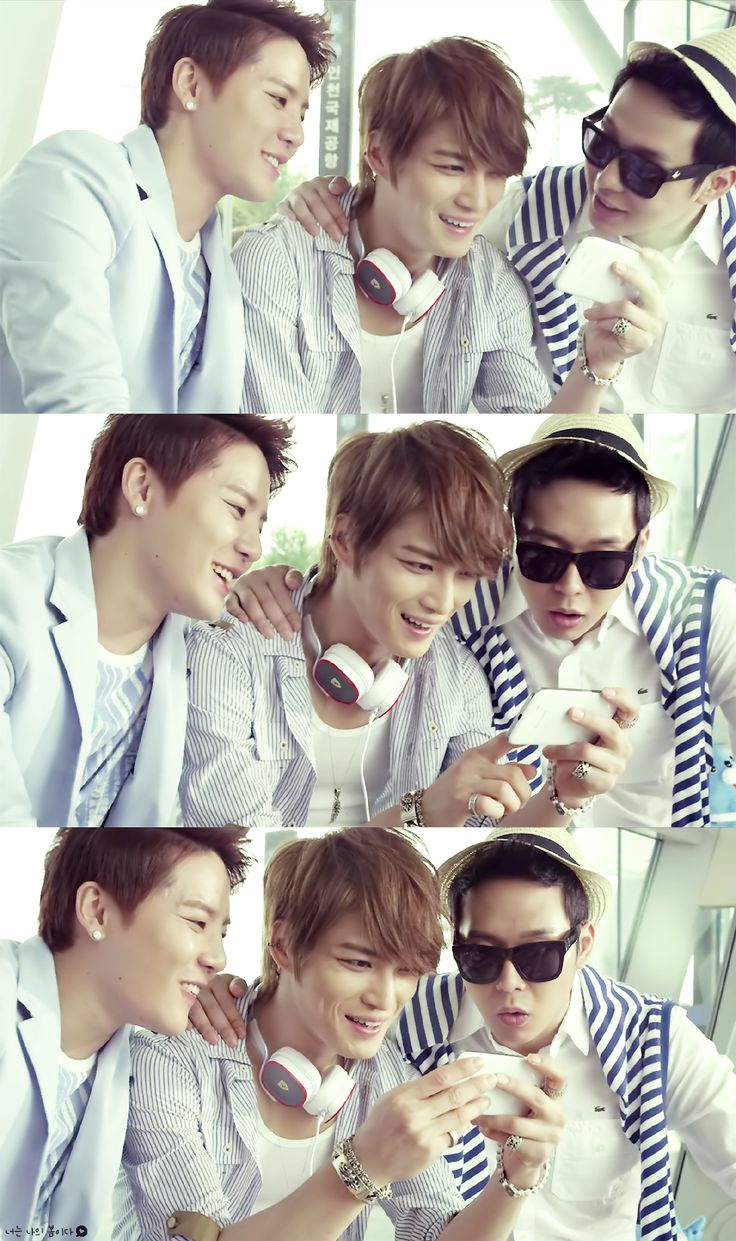 [HQ CAPS + DL] 130916 JYJ – 'Only One' M/V (2014 Incheon Asiad Song)   JYJ3