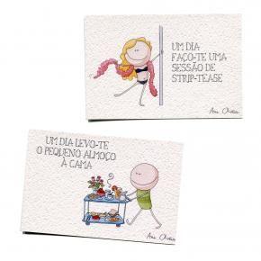 Sweet Valentine Postcards - Hipbazar.com