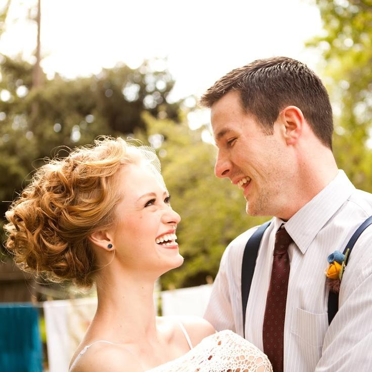 Wedding Hair Idea: Hair Ideas, Old Farmhouse, Loo Wedding Updo, Loose Wedding Updo, Bridesmaid Hair, Old Farms Houses, Houses Inspiration, Wedding Hairstyles, Curly Hair