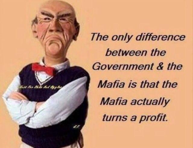 Mafia vs. government