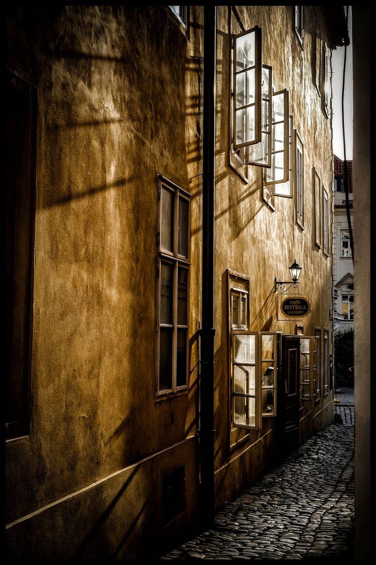 Prague | Kampa by Václav Verner | http://www.iconhotel.eu/en/contact/location