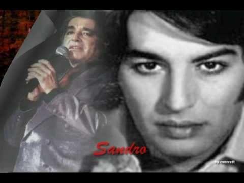 """""""LA MAMÁ""""   canta  SANDRO DE AMÉRICA."""