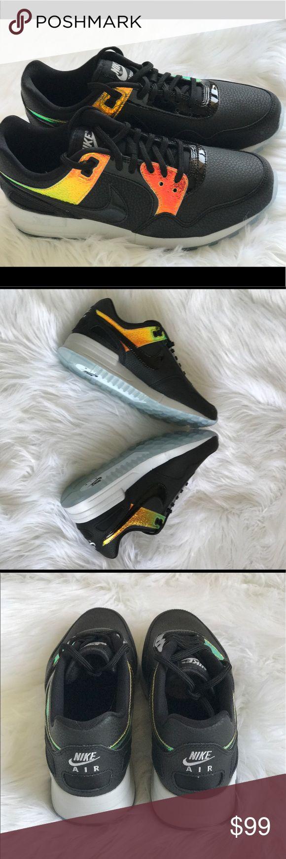 Nike Air Pegasus '89 - Black/Platinum Brand new out of box Nike Pegasus '89s - size 7. Nike Shoes Sneakers