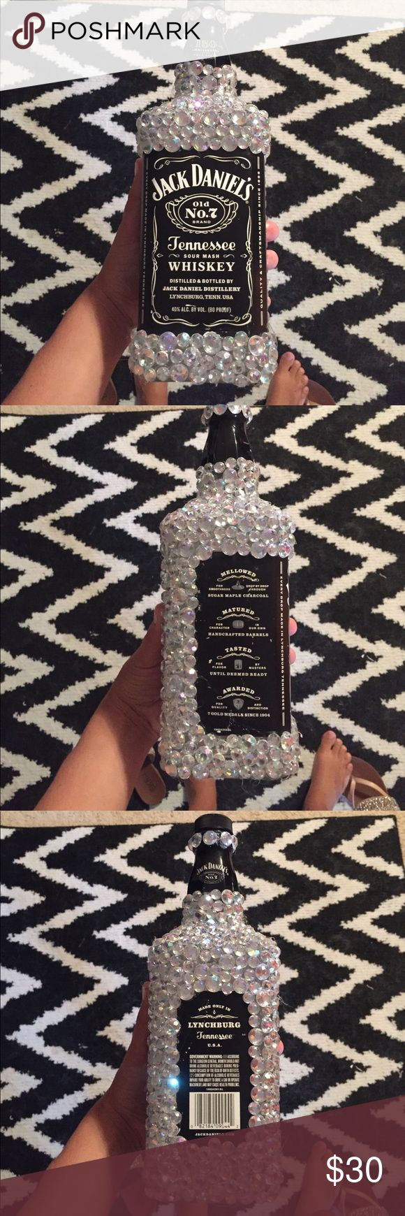 Selling this Jack Daniels Soap Dispenser on Poshmark! My username is: taybaby12. #shopmycloset #poshmark #fashion #shopping #style #forsale #Other
