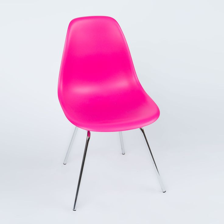 Classroom Slope Chair in Fuchsia | dotandbo.com
