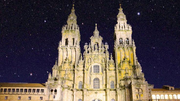 Catedral de Santiago de Compostela. El Templo de las Estrellas