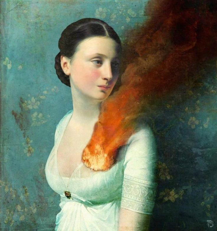 Portrait of a Heart by Christian Schloe #artisticexpressions