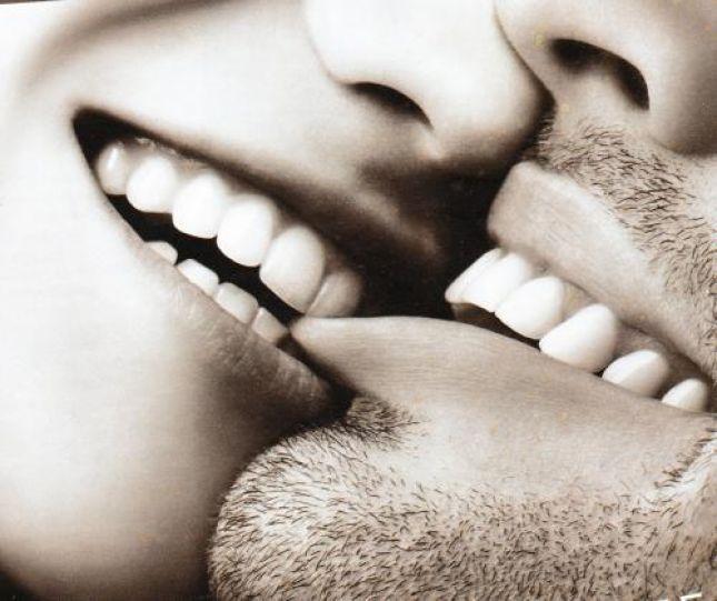 """Prendere a """"morsi"""" il proprio partner? Non è follia, ecco che un gruppo di ricercatori spiega perchè si fa e cosa significa   www.meteoweb.eu   #love #amore #passione #felicità #scienza #psicologia"""