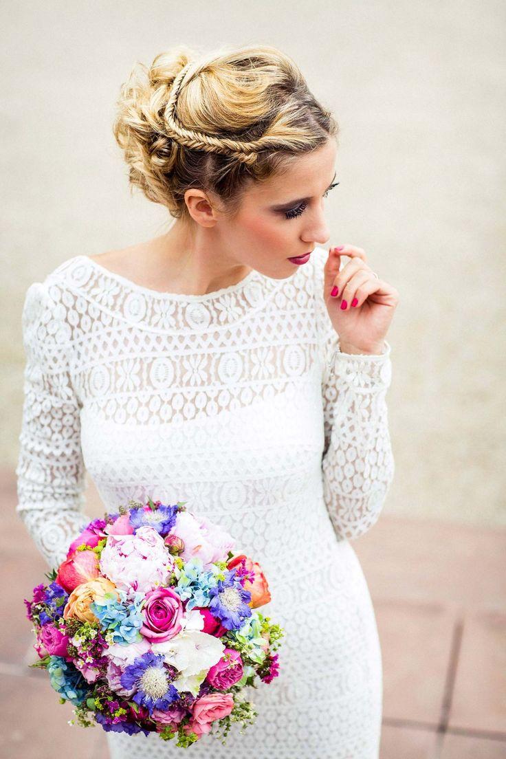 685 besten Bride Style Bilder auf Pinterest | Hochzeitskleider ...