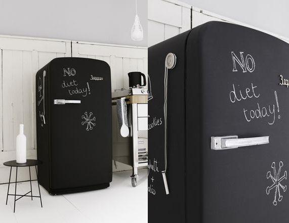 Do It Yourself inspiratie koelkast