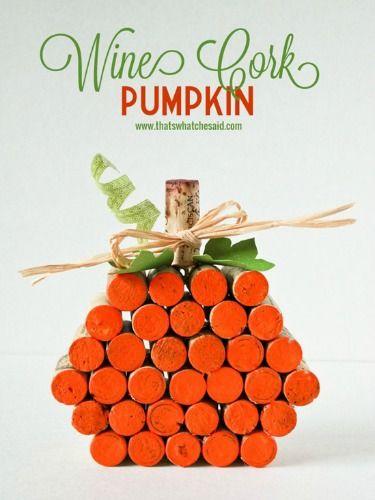 237 best cork crafts images on pinterest