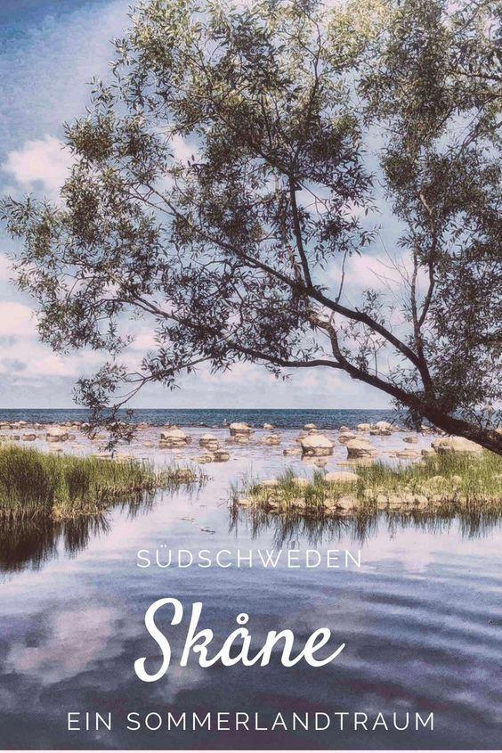 Sku00e5ne in Schweden Urlaub – Meer und Wandern E…